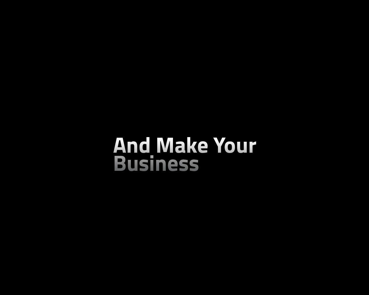 and make your bussniss -Dot design studio